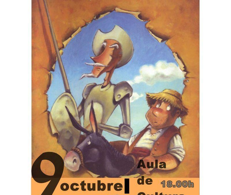"""Teatre """"Les aventures d'en Quixot"""""""