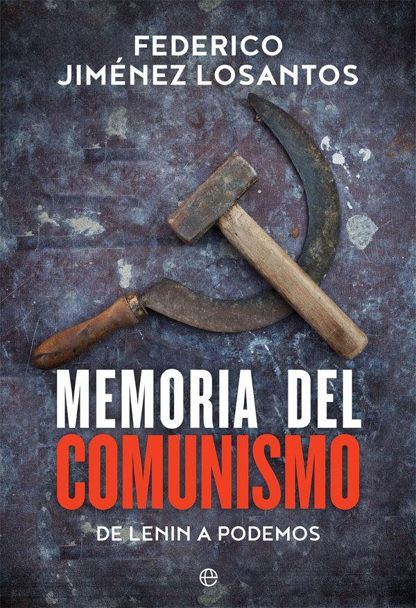 portada libro memoria del comunismo