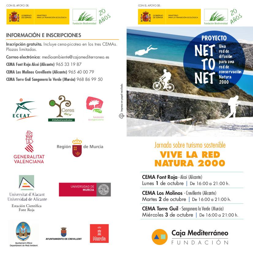 Imagen de reunión Vive la Red Natura 2000