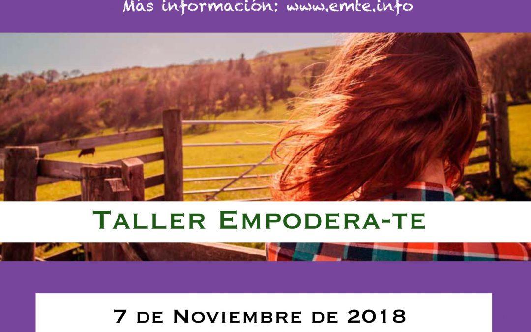 Taller EMPODERA-TE