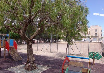 Parc infantil col·legi