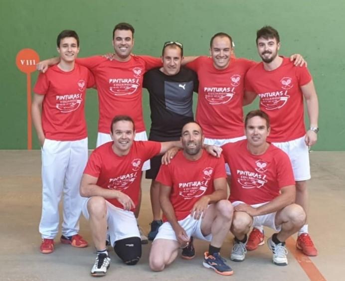 ¡¡¡Felicidades!!! Club Frontenis Hondón de las Nieves