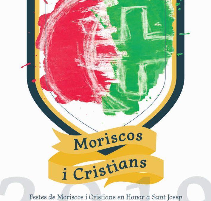 """Fiestas programme """"Moriscos y Cristianos"""""""