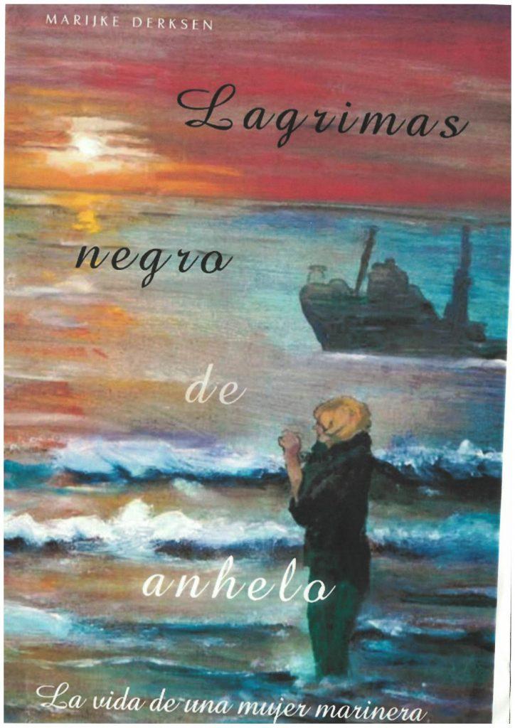 """Portada del libro """"La Vida de una mujer marinera"""""""