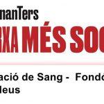 Logo donació sang