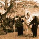 "The La Canalosa ""living"" Nativity"