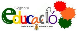 Logo Concejalía de Educación