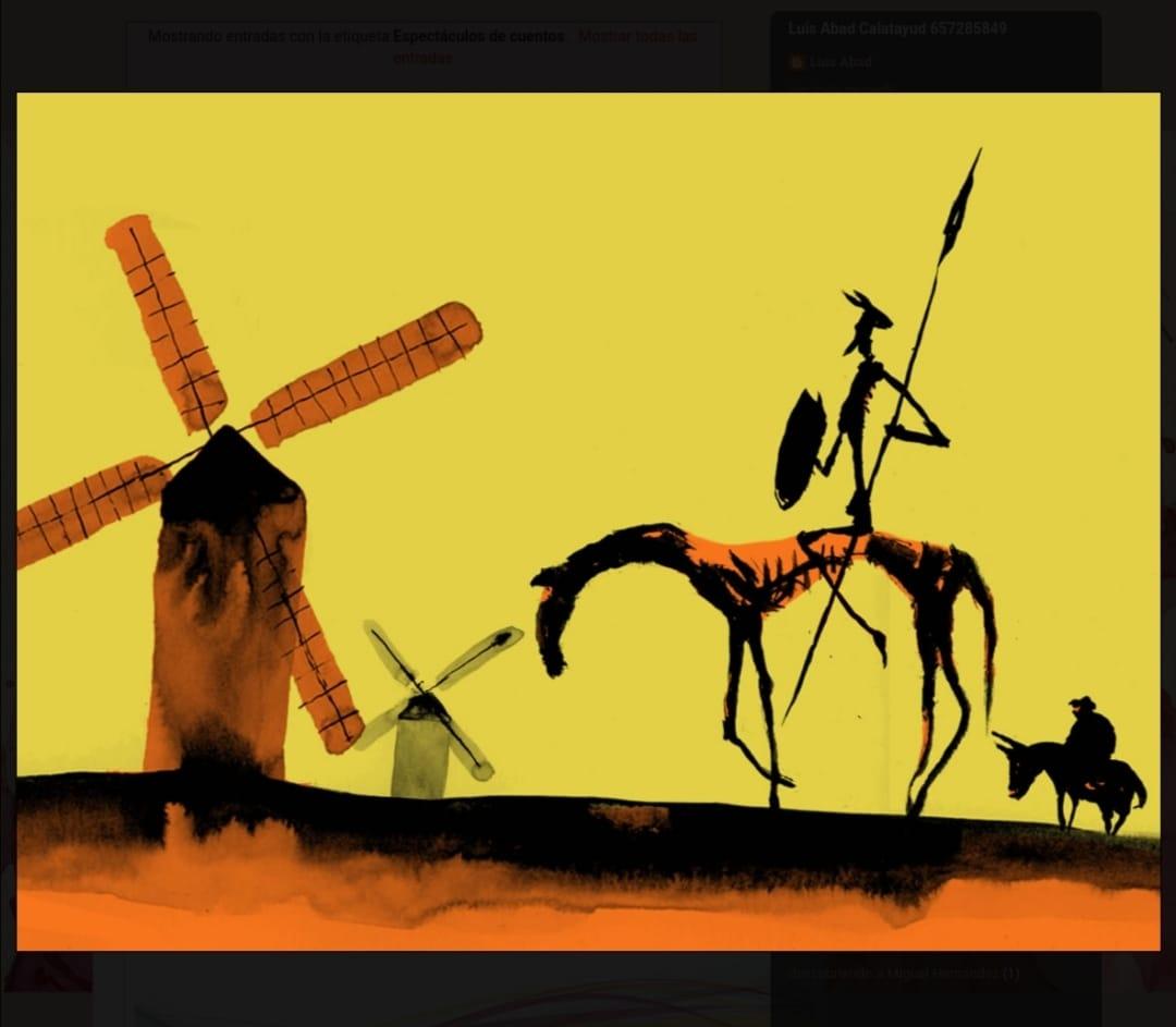 Imagen Don Quijote
