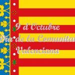 Actos conmemorativos Día de la Comunidad Valenciana